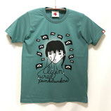 【PUNK DRUNKERS】lain  Tシャツ