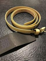 Gürtel gelb von RIANI Gr. 42