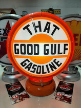 Good Gulf Gasoline Globe Amerika Lampe Tanksäule US-Deko  V8 Halle
