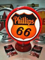 Phillips 66 Amerika Globes US Tanksäulen Deko V8 Garage Auto Halle