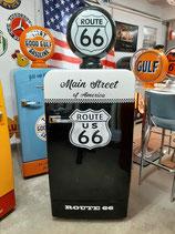 Route 66 USA Bosch KDL Retro Kühlschrank Get youre kicks on route 66
