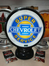 Chevrolet Service Deko US-Globe Auto Halle US Car V8 Event Veranstaltung