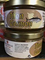 Thon germon 120gr