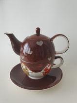 Tea for One Knusperhäuschen