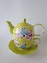 Tea for One Spatz