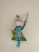 Haken Ritter Kunibert mit einem Aufhänger