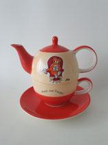 Tea for One Ooomh Mach mal Pause