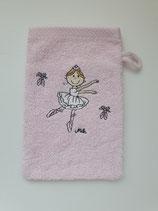 Waschhandschuh Ballerina