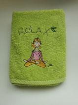 Badetuch klein Relax