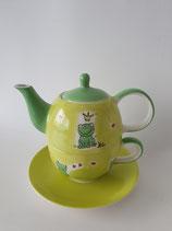 Tea for One Kiss me