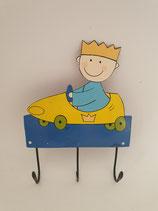 Haken Prinz im Auto mit drei Aufhängern