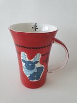 Coffee Pot Gustav blau