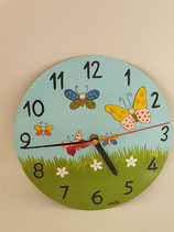 Uhr Butterfly