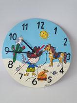 Uhr Cowboy