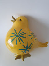 Figur Vogel auf Stange
