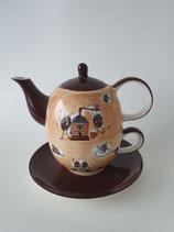Tea for One Kaffebohnen Mühle