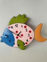 Uhr Fisch