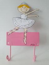 Haken Ballerina Arme links