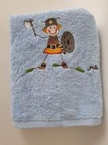 Badetuch klein Wikinger