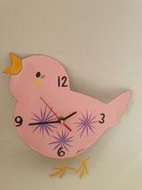 Uhr Spatz rosé