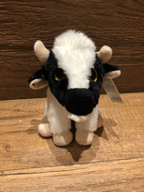 Kuh sitzend