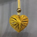 Lange Halskette mit Herz