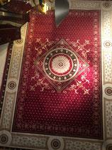 Teppich - als stilvolle Aufwertung der Trauerfeier