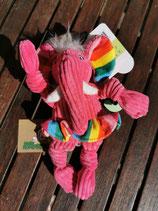 Rainbow Elephant Knottie, small™
