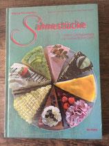 Buch - Sahnestücke, Marion Kiesewetter