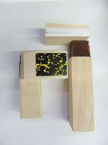Soufflets de coucou, 1 jour, horizontal et vertical, sortie arrière