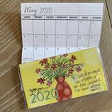 2020 POCKET/PURSE Calendar