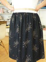 Ma jupe avec une ceinture élastique