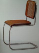 CHAIR   b3..,1968  designer:Marcel breuer