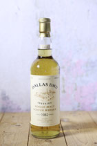 Dallas dhu 40% SM destilled 1982 bottled 2009