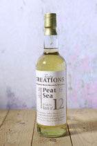 Tasty creations peat & sea batch 12 43%
