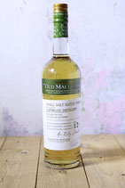 Old malt cask 12J - 262 fl limit 2010 50%