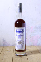 Alambic classique springbank 15J 306 limit. Bottled 2007 49,9%