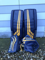 Goalieset Tim Wolf