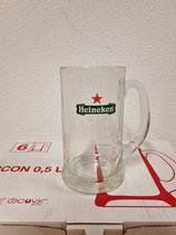 Heineken bier pullen