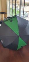 Heineken bier paraplu nieuw logo