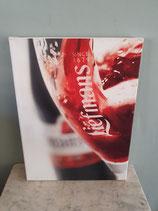 Liefmans bier reclame canvas