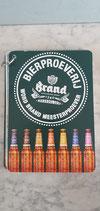 Brand bier waaier