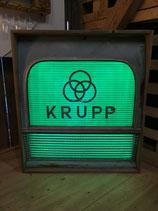 LED Leuchtkasten Krupp