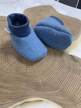 Walk-Booties dusty blue