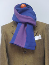 J.C.-Schal in Royal-Purple