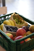 BIO - Obst- und Gemüsekiste fürs Büro*