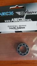 CUSCINETTO MOTORE 14x25.4x6mm