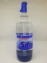SODA WATER SIFONE Lt. 1,5