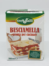 BESCIAMELLA PRONTA 3 VALLI ML.200