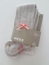 Collant tricot gris fantaisie bébé Mexx